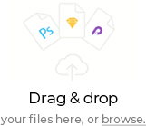 drag drop image